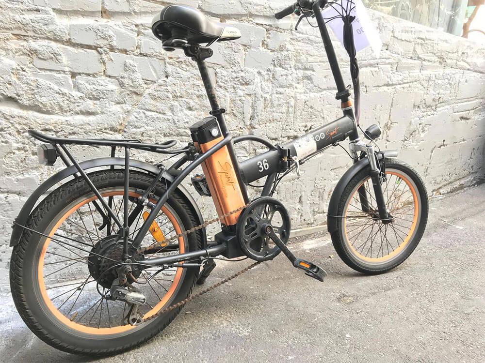 אופניים חשמליים מומלצים