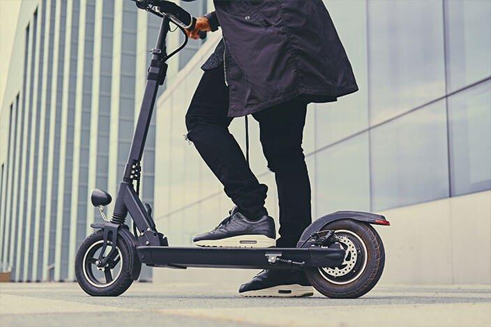 אופניים חשמליים לפסולי רישיון