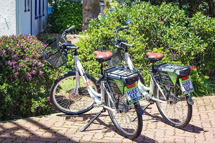 אופניים חשמליים קיט 250 וואט של אקורייד