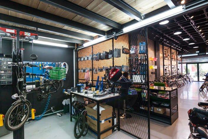 חנות אופניים בראשון לציון